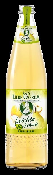 Bad Liebenwerda leichte Apfel-Birnenschorle