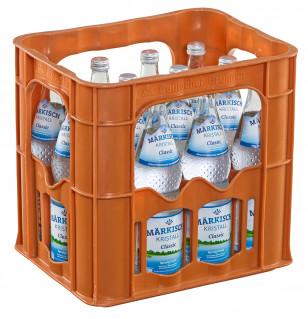 Märkisch Kristall Mineralwasser Classic
