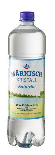 Märkisch Kristall Mineralwasser Naturelle