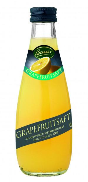 Bauer Grapefruitsaft
