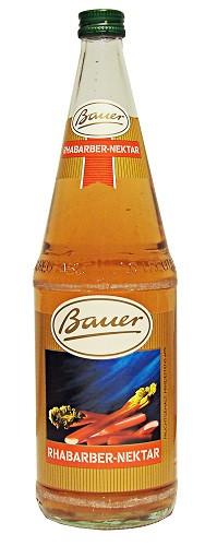 Bauer Rhabarber Nektar