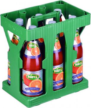 Dietz Orangensaft Premium Direktsaft
