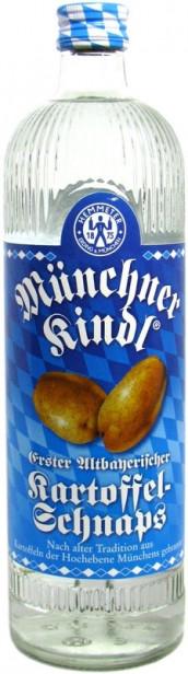 Altbayerischer Kartoffelschnaps