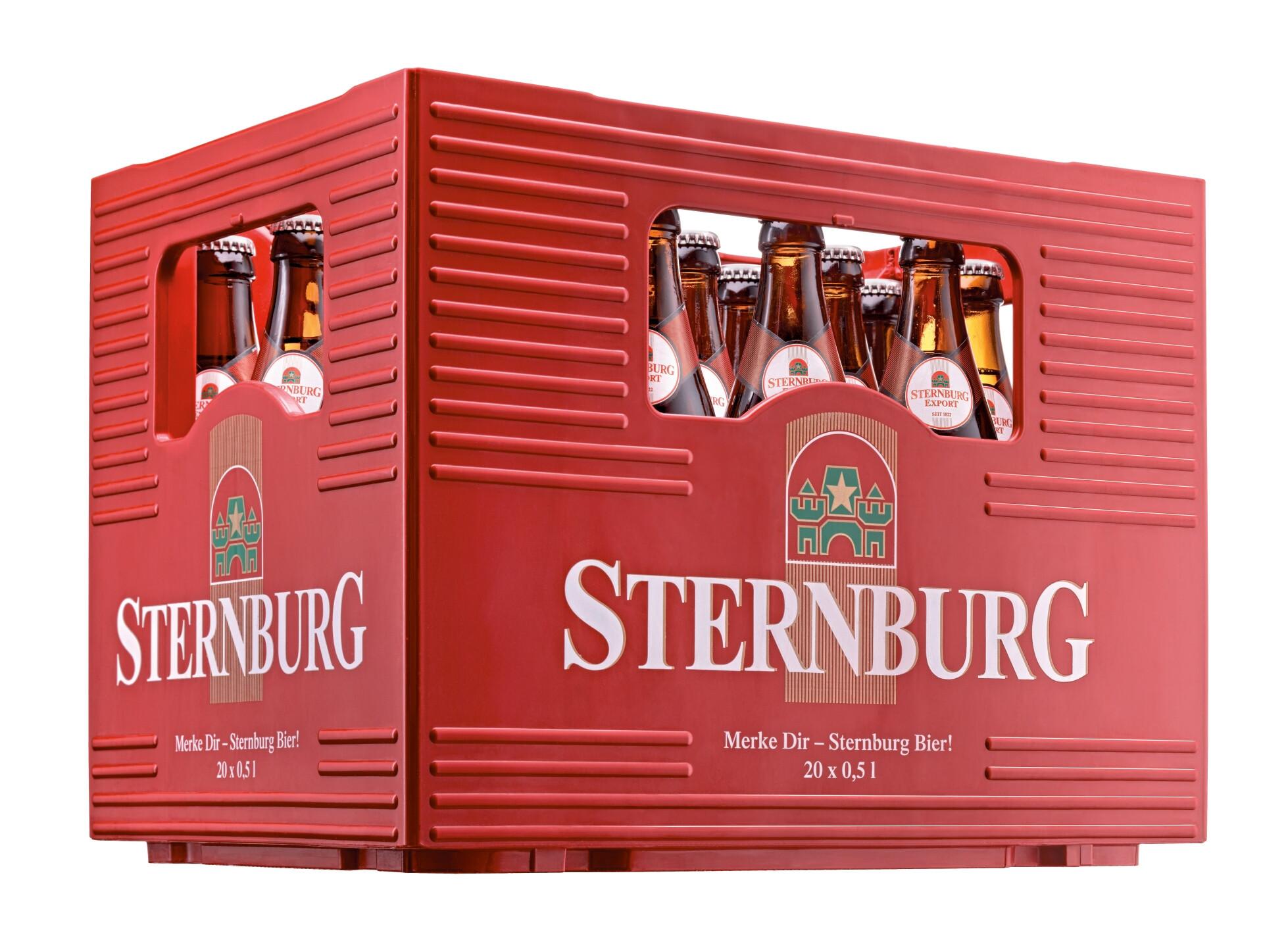 Sternburg Export ~ Getränke Lieferservice für Potsdam und Umgebung