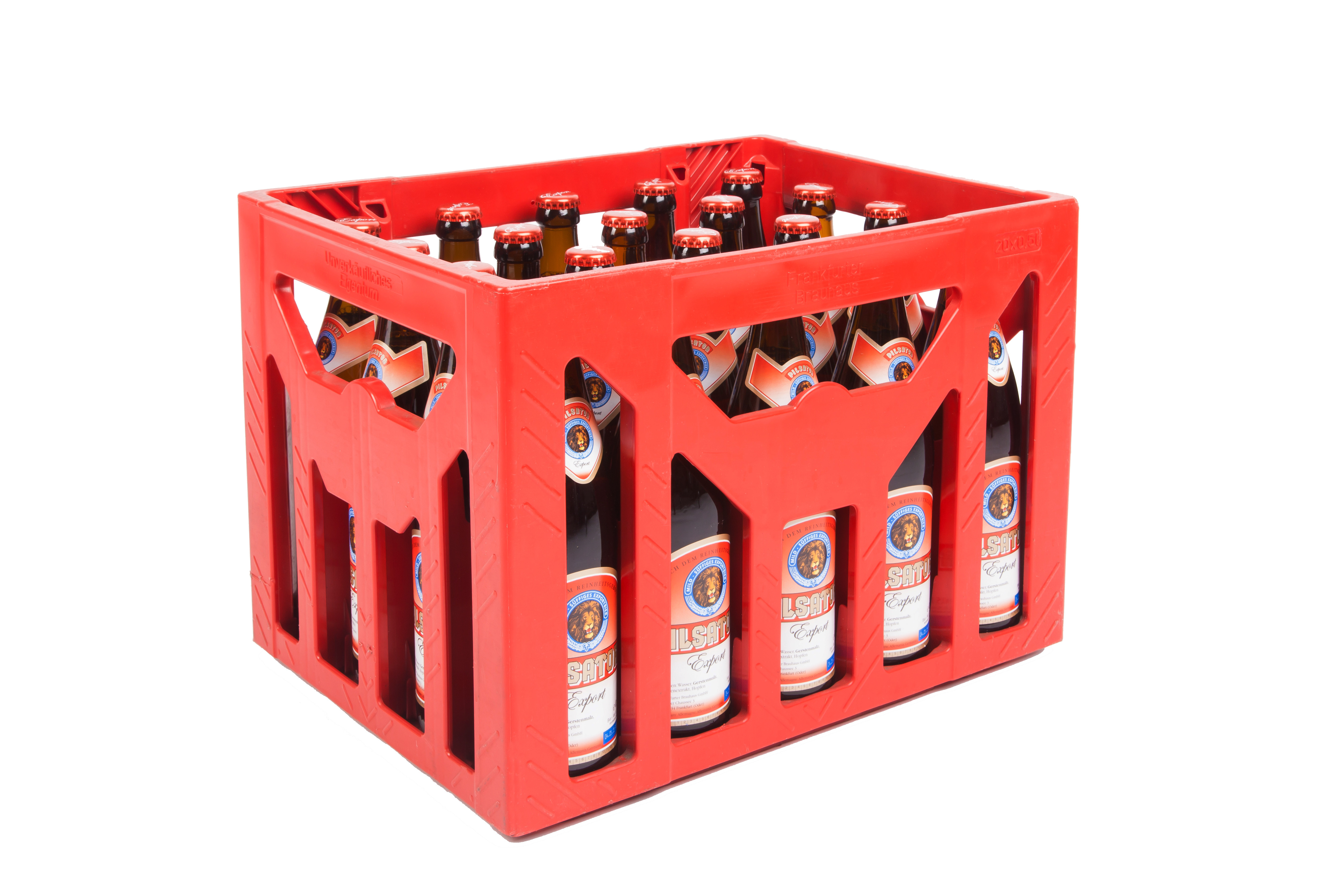 Pilsator Pilsener ~ Getränke Lieferservice für Potsdam und Umgebung
