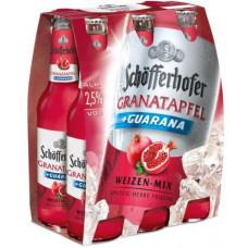Schöfferhofer Granatapfel Guarana Weizen-Mix