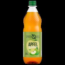 Spreequell Apfelschorle herb