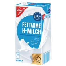 Fettarme H-Milch 1,5% Fett