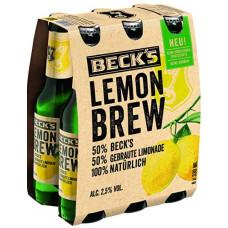 Beck´s Lemon Brew