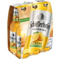 Schöfferhofer Zitrone trüb Weizen Mix